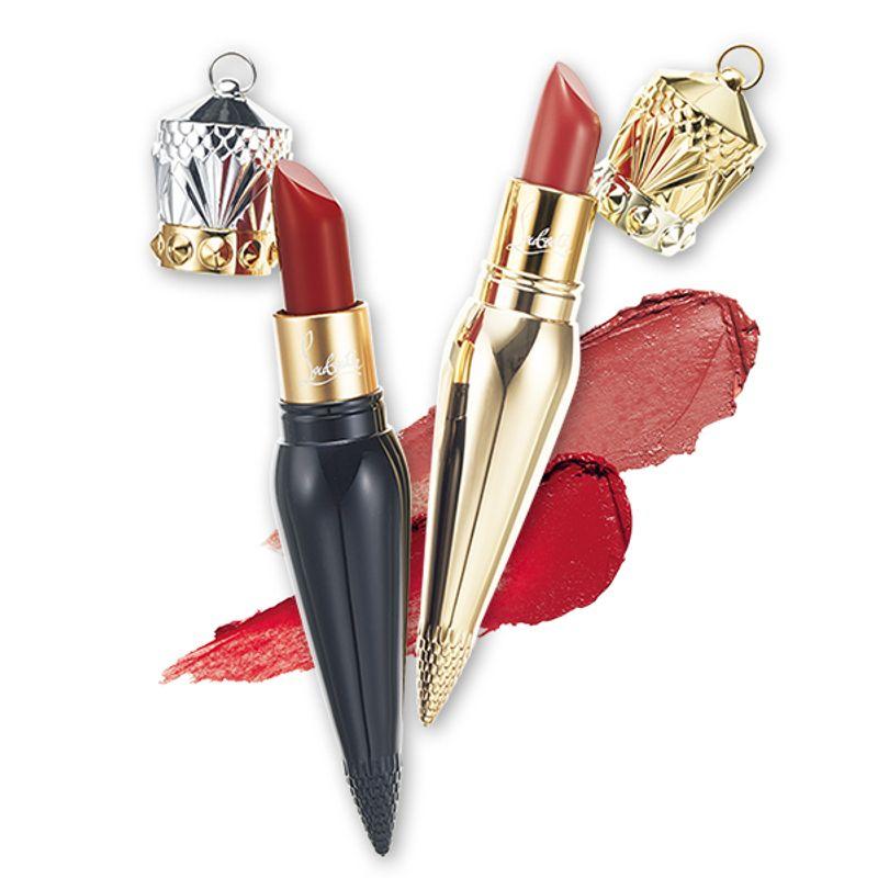 唇を染めるたびハートまで鮮やかに染まる魅惑のルブタン CHRISTIAN LOUBOUTIN リップカラー