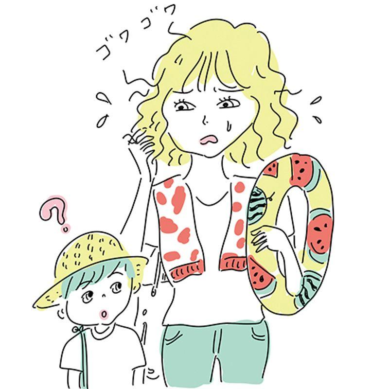 夏の髪ダメージ・湿気でまとまらないを解決!【40代の夏の髪悩み】5問5答