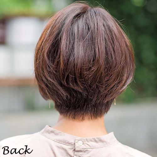 代 ボブ ショート 50 髪型