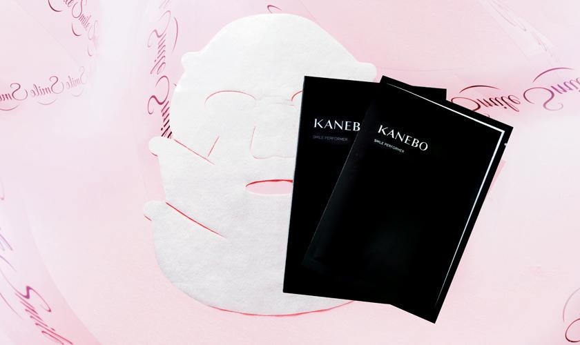 """KANEBOの""""笑顔を作るシートマスク""""を100名様に大プレゼント!"""